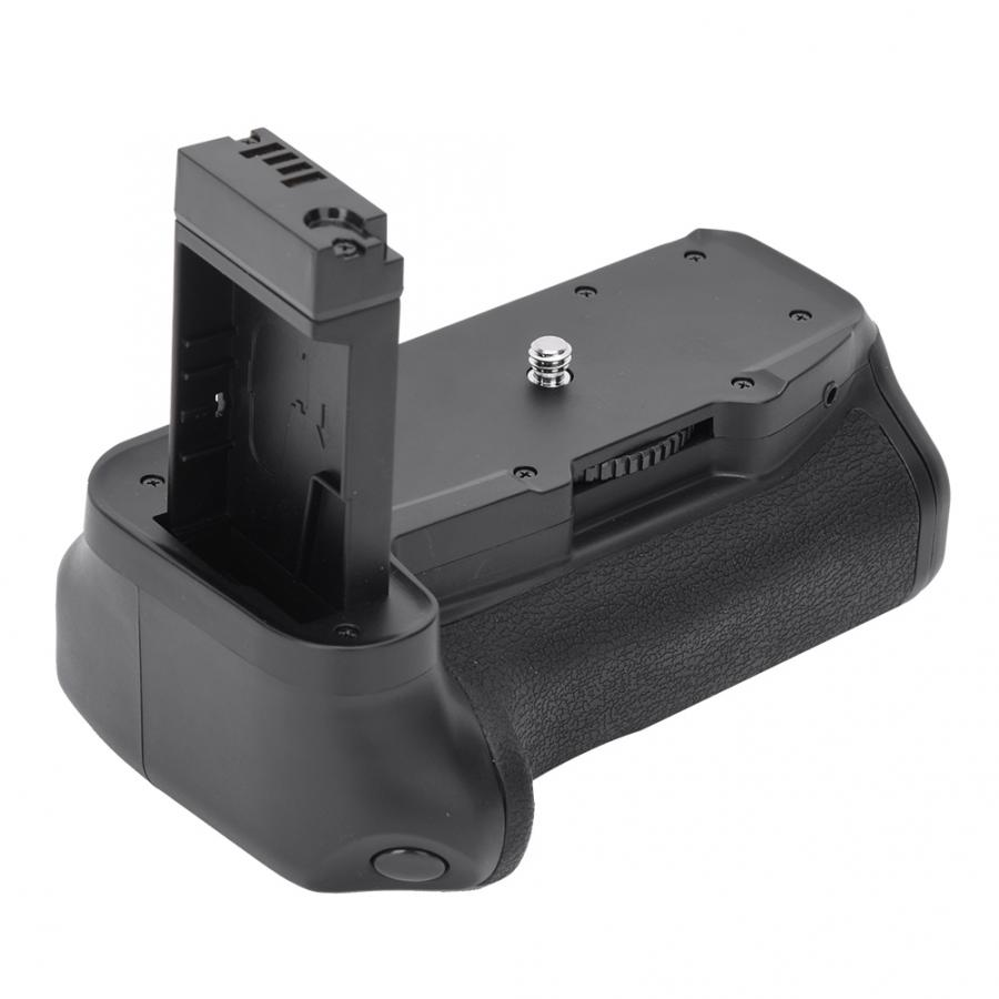 camera <font><b>grip</b></font> BG-1X Camera Vertical Battery Handle <font><b>Grip</b></font> for Canon EOS 800D Rebel T7i <font><b>77D</b></font> controller <font><b>grip</b></font> image