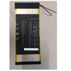 Новый Батарея для Trekstor ST96416-1 путешествия PRO планшетный ПК литий-полимерный перезаряжаемый аккумулятор замена батарей 3,7 V 5000mAh267319