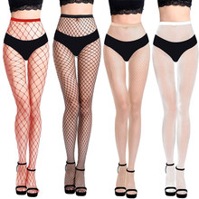 1/2/3pcs Hollow Out Sexy Pantyhose Black Women Tights Stocking Fishnet Stockings Club Party Hosiery Calcetines Female Mesh