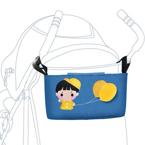 sacos de carrinho de bebe carrinho de bebe organizador de armazenamento grande espaco ganchos sacos