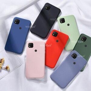 For Cover Xiaomi Redmi 9C Case TPU Soft Case For Redmi 9 9C 9A Cover For Redmi Note 8T Pro 9S Poco X3 NFC Redmi 9 9A 9C Fundas