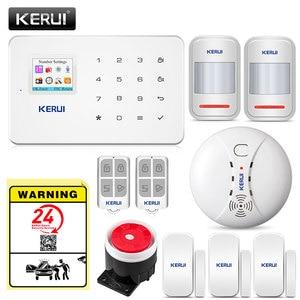 KERUI Wireless Home WIFI GSM S