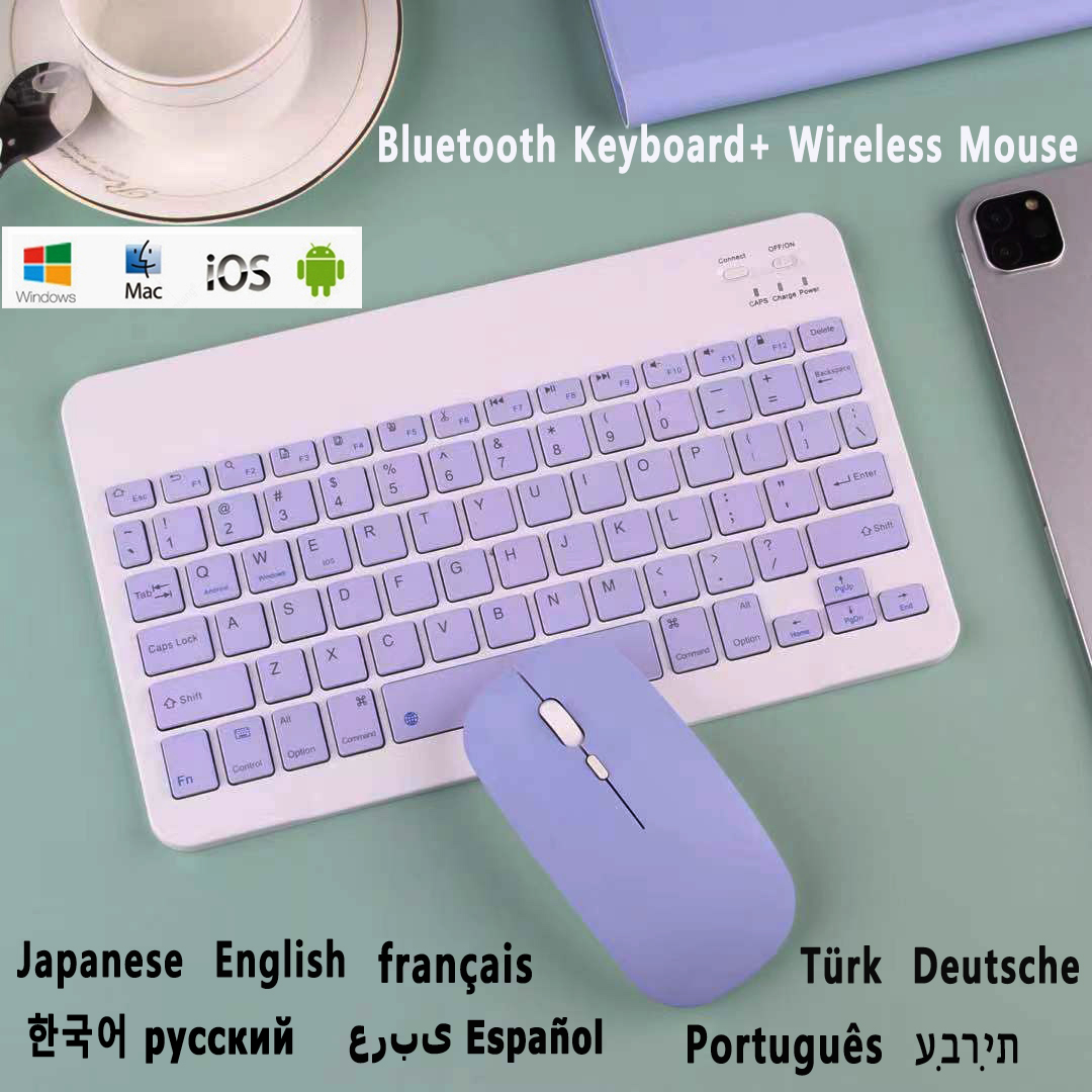 Bluetooth-клавиатура для Huawei Matepad T 10s T 8 Pro 10,8 Mediapad M5 Lite 10