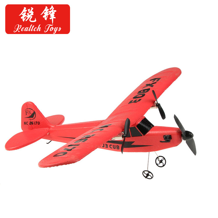 803 Fixed-Wing Remote Control Glider 2.4G Remote Control Aircraft EPP Material Export English Packaging Airplane Model Toy