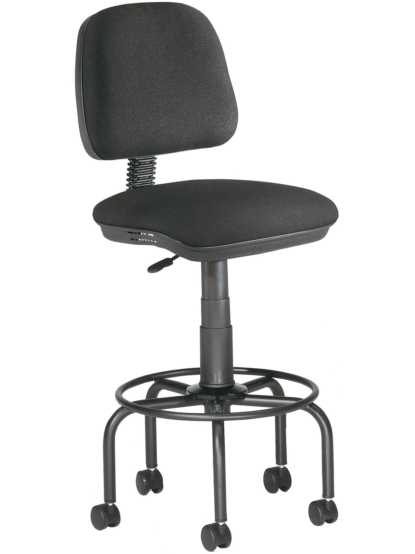 STOOL RD-980 WITH GAS AND WHEELS