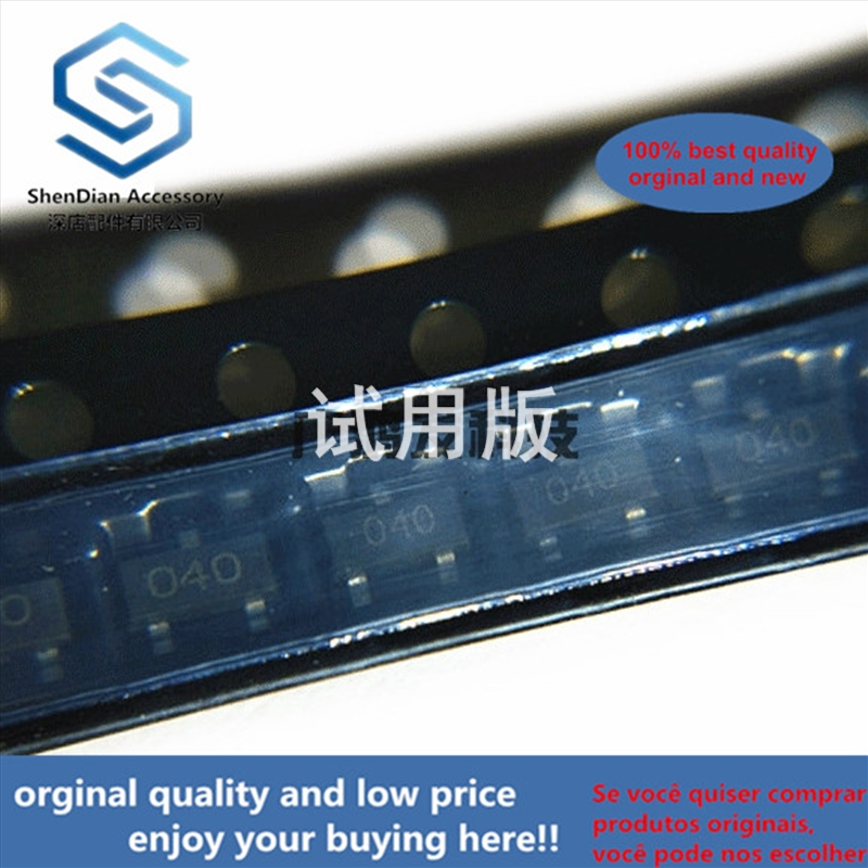 10pcs 100% Orginal New SC4040ESK Precision Parallel Voltage Reference IC Chip Silkscreen 040 SOT-23
