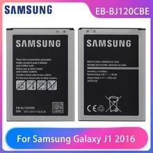 Orginal Samsung Galaxy J1(2016) Versão J120 J120F J120A J120T J120H J120DS EB-BJ120CBU EB-BJ120CBE Alta Capacidade Da Bateria Do Telefone
