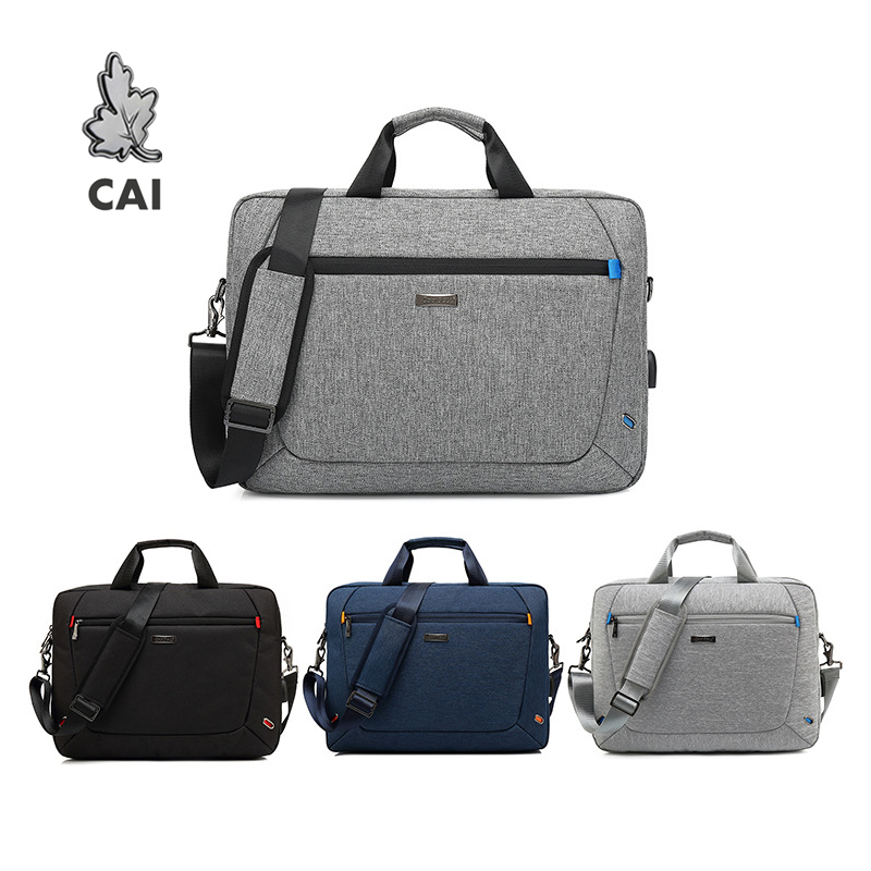CoolBell Men Office Briefcase Waterproof Laptop Shoulder Bag Casual Handbag Crossbody Messenger Bags Anti-Theft High Capacity