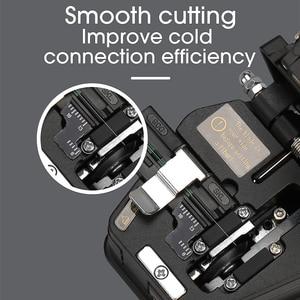 Image 4 - 新しい繊維包丁SKL 6Cケーブル切断ナイフftth光ファイバナイフツールカッター高精度繊維ヤエムグラ 16 表面ブレード