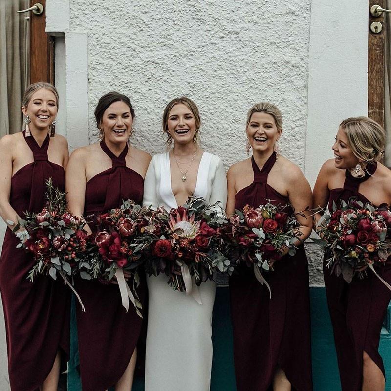 Bridesmaid Dresses 2020 Wedding Guest Dress Evening Party Dresses