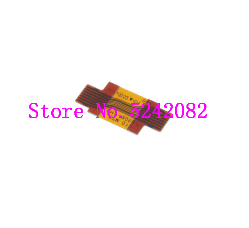 NEW Flash Board Connection Mainboard Flex Cable FPC For Canon 70D Camera Replacement Unit Repair Parts