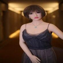 מין בובת 160cm #37 למעלה איכות יפה סקסי אישה מין רובוט מלא TPE עם מתכת שלד אהבת בובה עבור גברים של מין לגבר