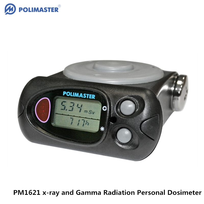 Genuine Belarus PM1621 Personal Nuclear Radiation Detector High Quality X-ray And Gamma Radiation Personal Dosimeter