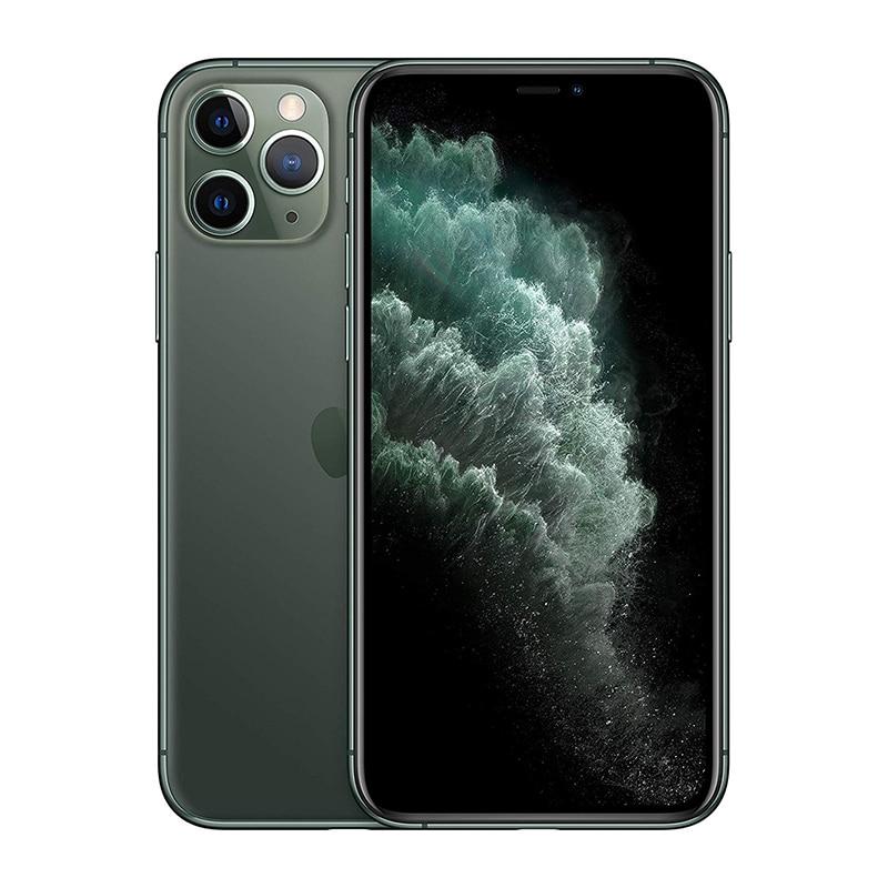 "Apple iPhone 11 Pro Max   18W USB-C Power Adapter Cellular Smartphone 6,5 ""Super Retina XDR OLED Display triple-kamera system"