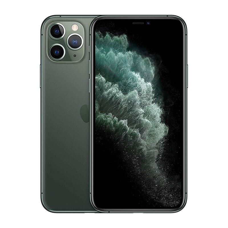 "Apple iPhone 11 Pro Max | 18W USB-C Power Adapter Cellular Smartphone 6,5 ""Super Retina XDR OLED Display triple-kamera system"