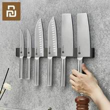 Xiaomi Huohou Strong Magnetic Knife Holder 430 Stainless Steel Block Storage Holder Knife Organizer Stand Kitchen Accessories