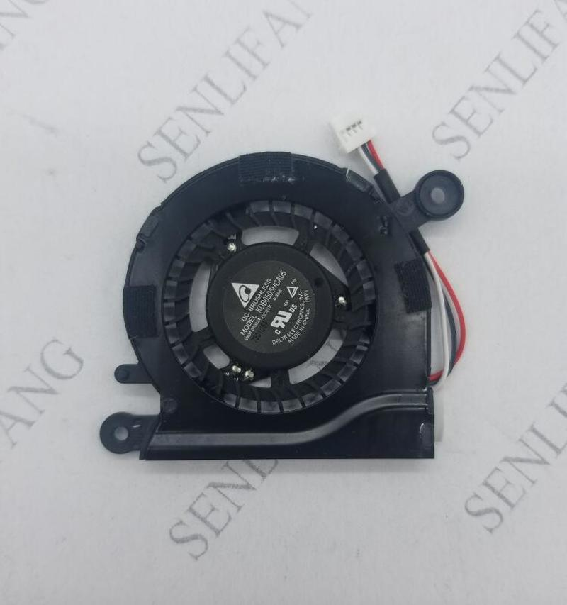 VA31-01002A  KDB0505HCA05  5V 0.36A For Laptop Cpu Cooling Fan Well Tested