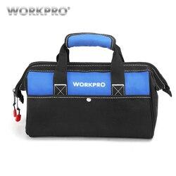 Workpro 2018 novo saco de mão ferramenta elétrica saco de armazenamento à prova dwaterproof água
