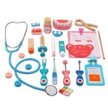 24 шт детские игрушки для стоматолога детский набор ролевых
