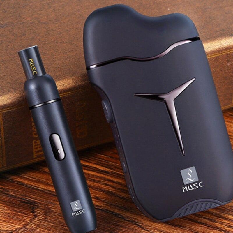 New Vaporizer 50W Kit Shisha Pen Hookah 2200mah Built-in Battery Vapor Box Mod High Quality Electronic Cigarette Starter Kit