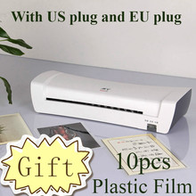 Cold-Laminator-Machine Document Film-Roll Plastic Photo-Packaging And A4 for Office Professional