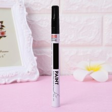 Universal 0.7mm Extra Fine Point Permanent Paint Metallic Marker Pen DIY Art(China)