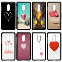 Love Tree Beautiful Love Design Cell Phone Case Hard Cover for Xiaomi Redmi 3X Mi 6 5 5S Plus Note 4X 2 3 3S 4 Pro Prime Shell