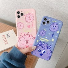 Case Cover For iphone 8 7plus iphone xs x 10 xsmax Cartoon Lens Protection Soft Cover For iphone 11 pro max iphone 6 s 6s plus cheap GAGP Fitted Case Cute cartoon case for iphone Apple iPhones iPhone 6 Plus IPHONE 6S iPhone 6s plus iPhone 5s iPhone SE iPhone 7