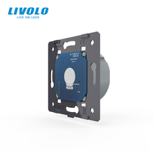 Light-Switch The-Base Livolo Touch-Screen Wall VL-C701 220--250v of Eu-Standard AC