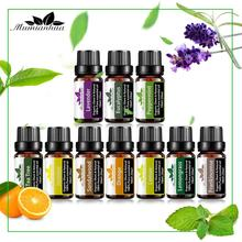 10ML 12Flavor Floral Essential Oil for Diffuser Aromatherapy