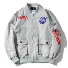 Primavera outono jaqueta masculina uniforme de beisebol europeus estados americanos tendência voando individualidade imprimir moda bonito jaquetas