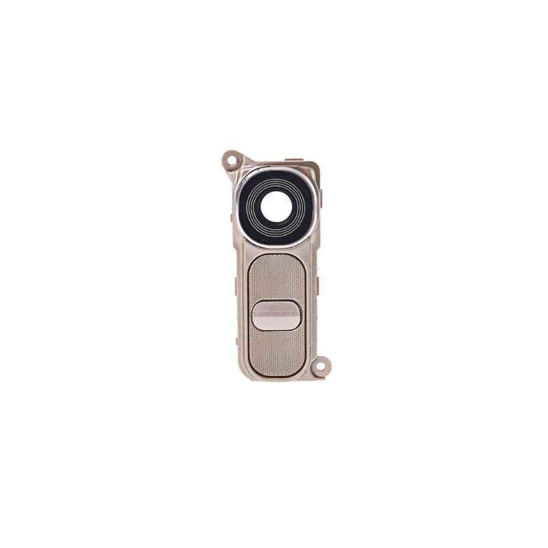 Arka kamera kılıfı cam Lens için LG G4 H810 H811 H815 VS986 LS991 arka kamera cam çerçeve yüksek kalite