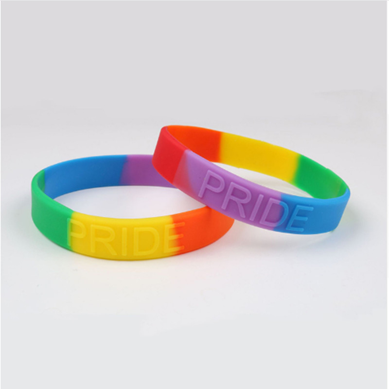 Gay pride rainbow bisexua lesbian (2)
