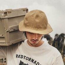 Red Tornado Bucket Hat Outdoor Fishing Camping Sunhat Cap For Unisex Tan & Black