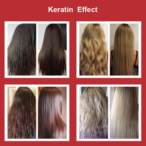 Image 2 - PURC 8% Формалин кератин Бразильский кератин Лечение 100 мл Очищающий Шампунь Уход за волосами делает выпрямление волос сглаживающим