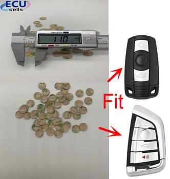 5 sztuk X 11mm klucz zdalny Logo symbol zamiennik dla BMW serii 3 5 serii 7 serii X3 X4 X5 X6 kluczyk logo tanie i dobre opinie ecusells plastic+metal+Electronics china key shell one year