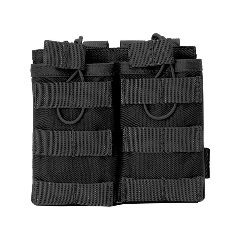 Manufacturers Direct Selling Tactical Molle Bivalent Dan Jia Dai Vest Accessory Kit Pannier Bag Nylon Army Fans Storage Bag