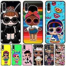ByLoving Lol Dolls TPU black Phone Case Cover Hull For Samsung A6 6S 6Plus 7 720 750 8 8 PLUS 9 920 2018 A8 A9STAR(China)