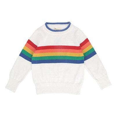 1 -6Yrs Baby Girls Sweater Autumn Winter Baby Boy Sweater Boys Girls Stripe Children Clothes Children Clothing 16