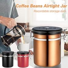 Airtight Moistureproof Container Aluminum Colorful Herb Stash Tea Jar Sealed Can Pretty Hot Ceramic Smoking Fresh Storage 304