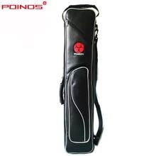 POINOS 3B5S бильярдный чемоданчик для бильярдного кия сумка Мягкие аксессуары для игры в Бильярд