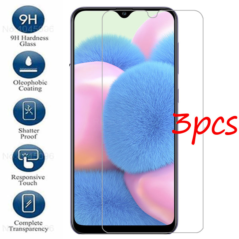 3pcs Protective Glass For Samsung A30 S Tempered Glass A30s 30s Galaxy 30a Galaxya30s Screen Protector Safty Armor Galaxya30s