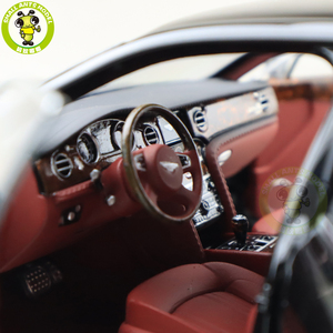 Image 4 - 1/18 Almost Real Mulsanne W.O. Edition Mulliner Diecast Metal Model car Gifts Collection Hobby