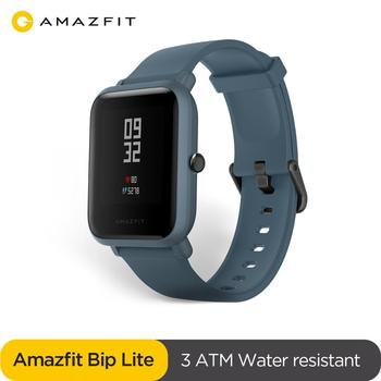 Original Amazfit Bip Lite Global Version Smart Sports Watch 45-Day Battery Life Smartwatch For Android IOS Phone
