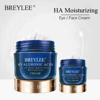BREYLEE Face Cream Eye Cream Hyaluronic Acid Moisturizing Serum Skin Facial Care Day Night Whitening Cream Ageless Hydrating