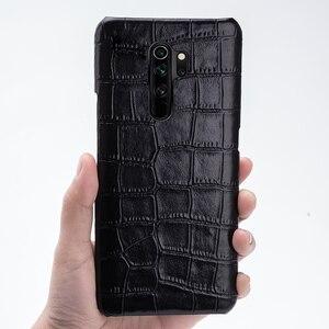 Кожаный чехол для телефона Xiaomi, чехол из крокодиловой кожи для Xiaomi 8 7 6 5 K30 10X Mi 9 se 9T 10 Lite A3 Mix 2s Max 3 Poco F1 X2 F2 Pro