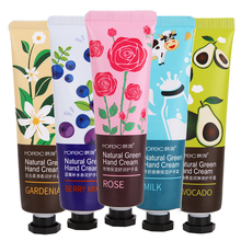 Winter Moisturizing Plant Extract Fragrance Hand Cream Hand