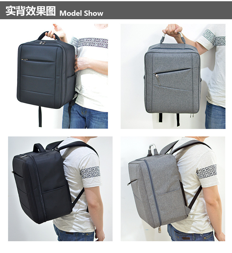 DJI Elf 3/4 Phantom Universal Unmanned Aerial Vehicle Korean-style Backpack Waterproof Scratch Outsourcing Outer Box