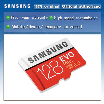 SAMSUNG Micro SD card in Memory Card 64GB 128GB 16GB 32GB EVO+ EVO Plus 256GB Class10 TF Card 80MB/S SDHC/SDXC UHS-1