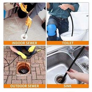 Image 5 - 10m 15m 20m Sewer Drainage Sewage Drainage Hose Flusher For Karcher K2 K3 K4 K5 K6 K7 High Pressure Washer